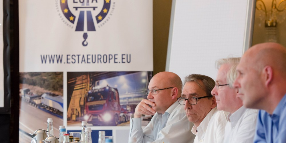 Raport ze spotkania sekcji transportowej ESTA