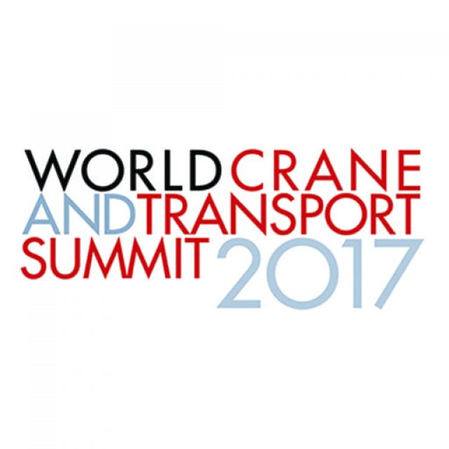 World Crane and Transport Summit