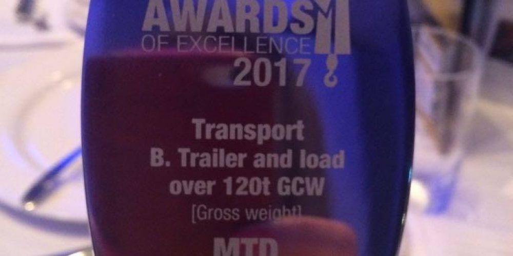 MTD Skuratowicz zdobywcą prestiżowej nagrody ESTA Awards 2017