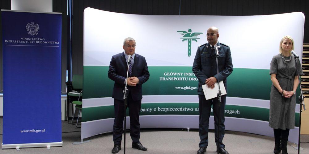 Ruszył Krajowy Rejestr Elektroniczny Przedsiębiorców Transportu Drogowego (KREPTD)