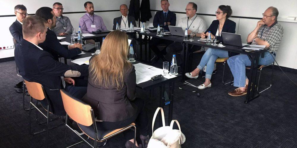 Spotkanie grupy roboczej sekcji dźwigowej ESTA w Polsce