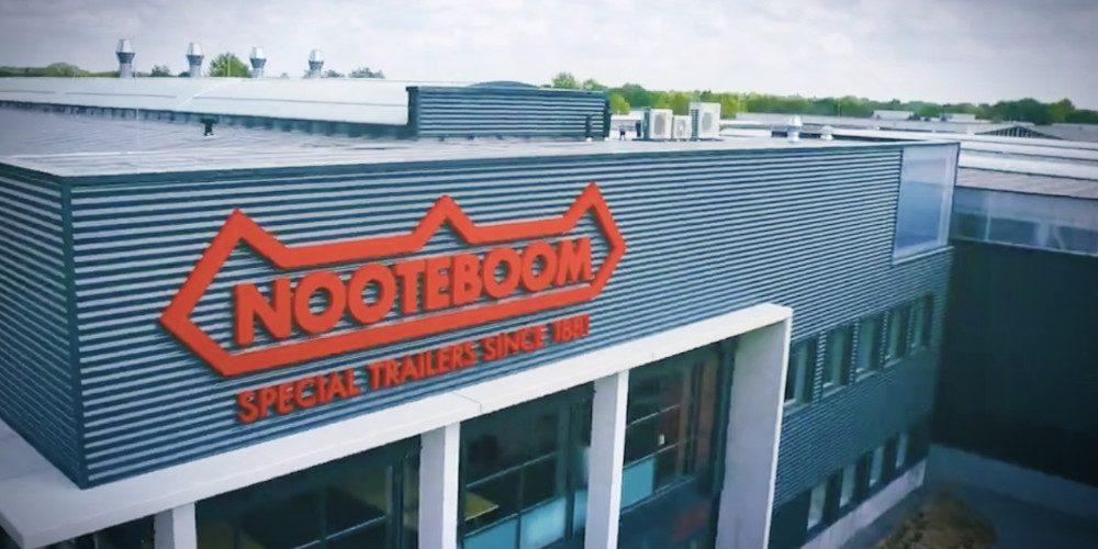 135-lecie członka OSPTN – firmy Nooteboom Trailers