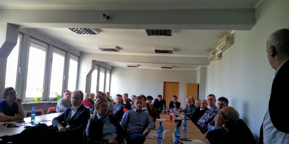 OSPTN na szkoleniu w WITD w Bydgoszczy