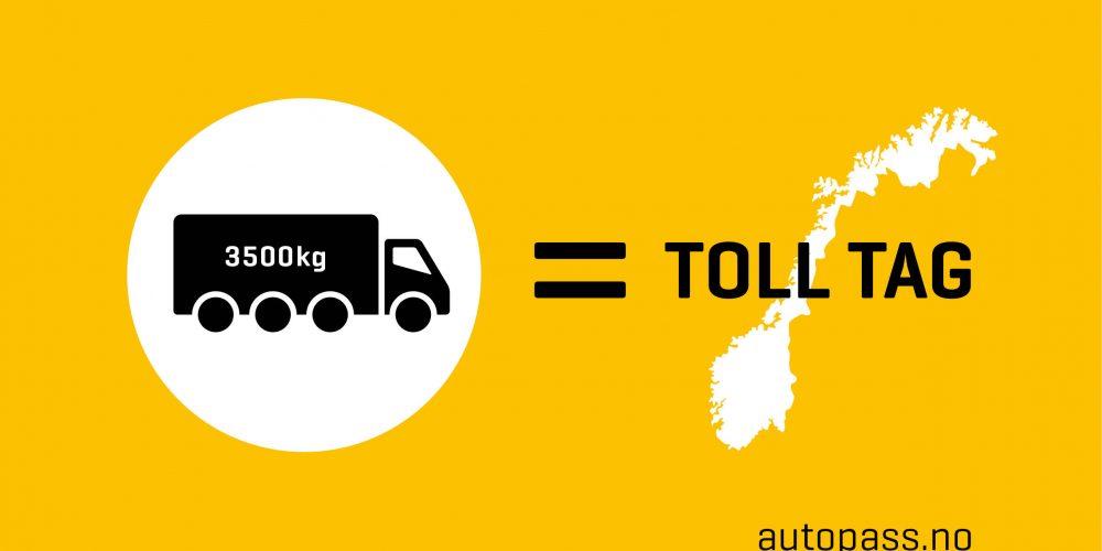 Urządzenia do poboru e-myta obowiązkowe w Norwegii od 1 stycznia 2015 r.