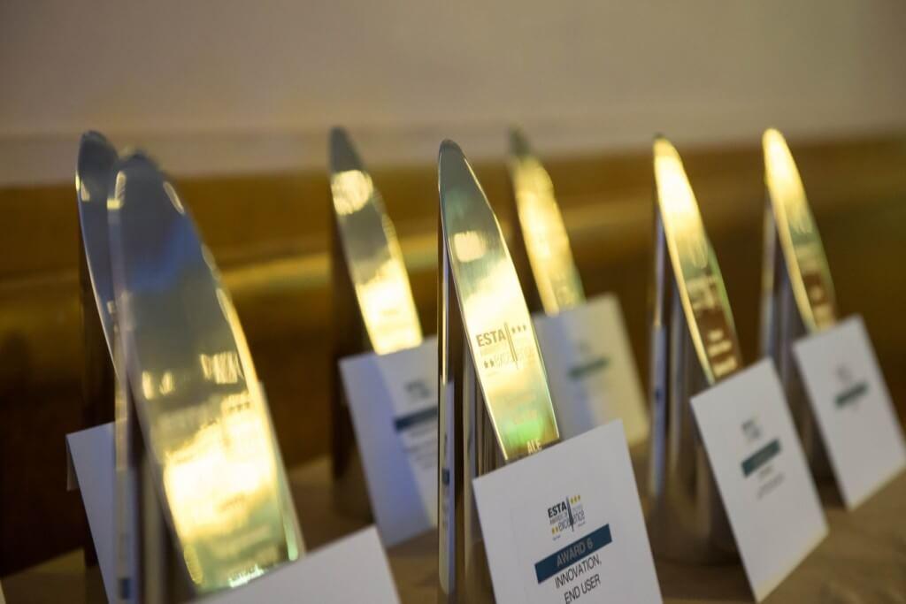 13ESTA awards Paris