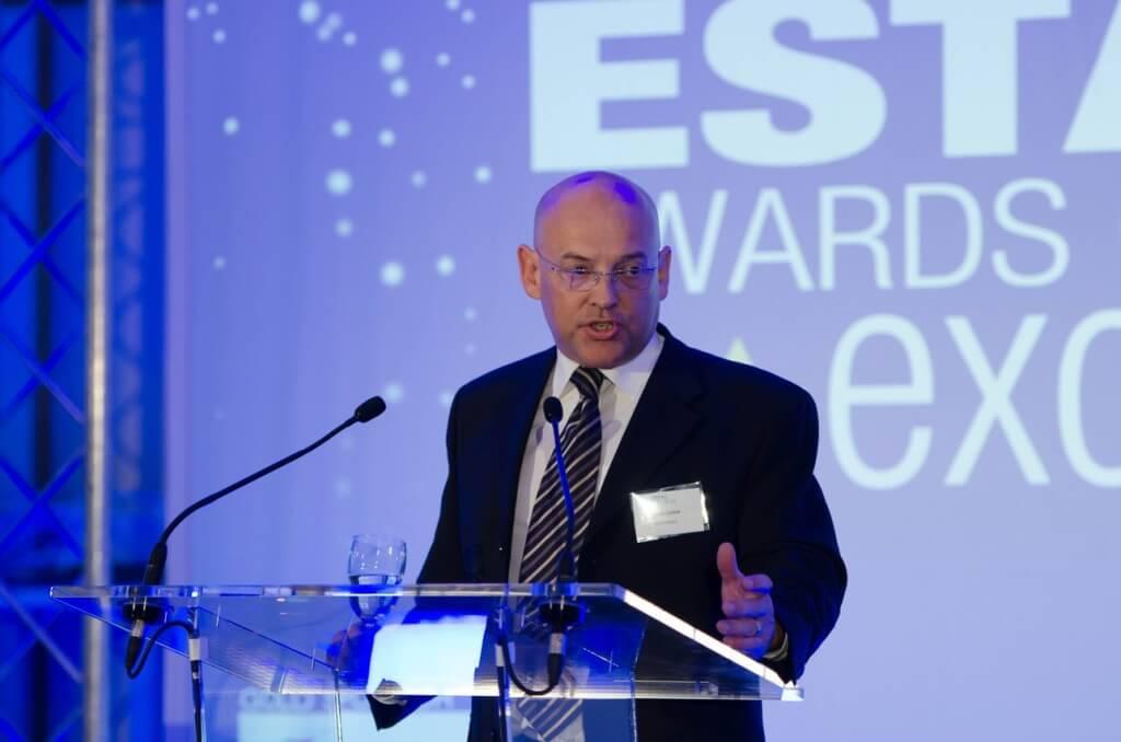 14David Collett ESTA President