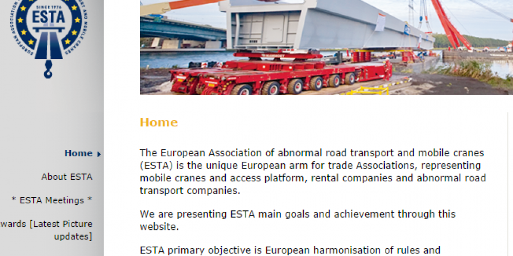 Relacja z konferencji Europejskiego Stowarzyszenia Transportu Nienormatywnego (16-17.10.2014, Stambuł)