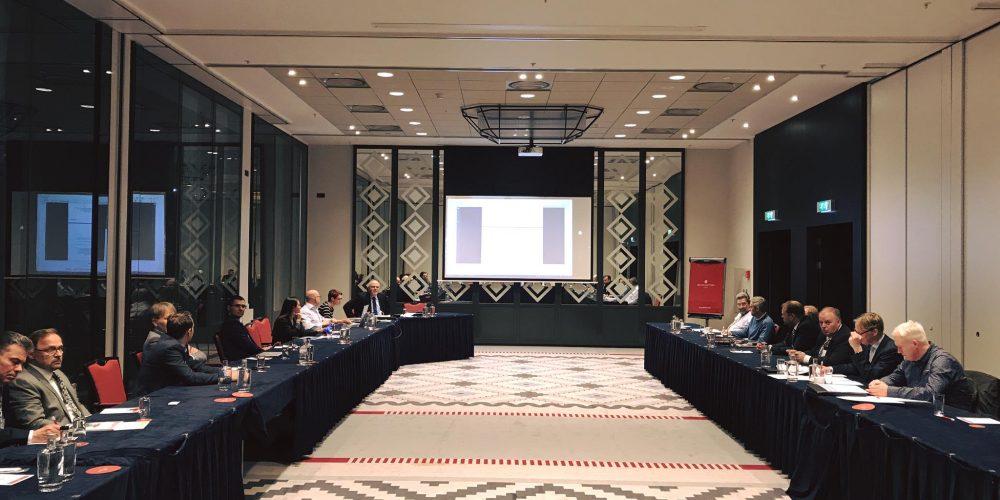 Udział OSPTN oraz polskich firm w spotkaniu sekcji transportowej ESTA w Amsterdamie