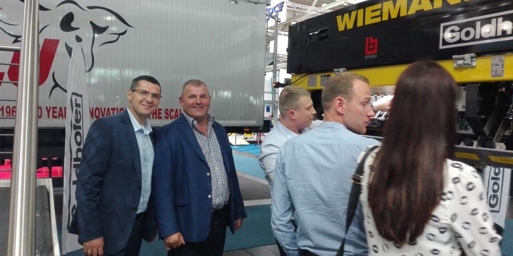 OSPTN obecne na Targach IAA w Hanowerze oraz WindEnergy w Hamburgu