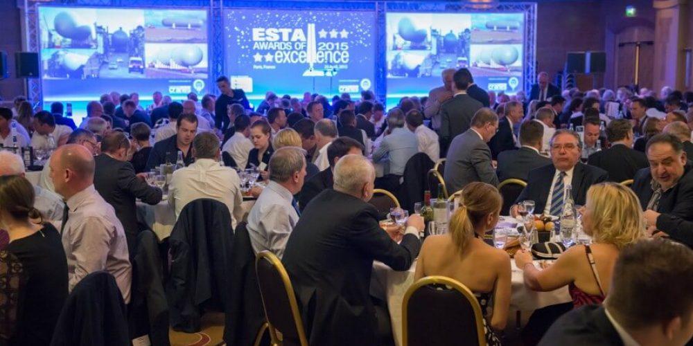 Ogłoszenie zwycięzców w największej rywalizacji w historii nagród ESTA