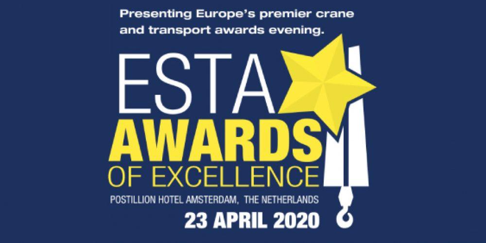 Członkowie OSPTN z szansami na ESTA Awards 2020
