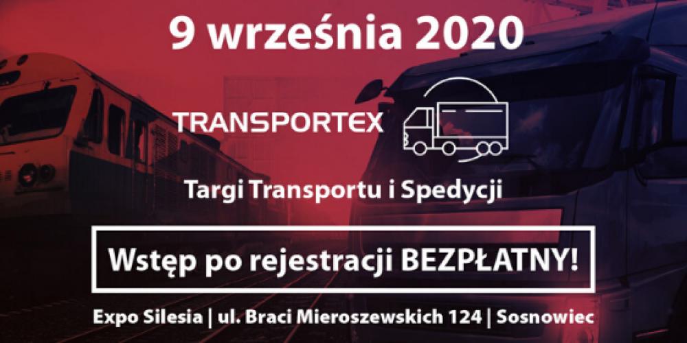 Targi Transportu i Spedycji TRANSPORTEX  oraz Salon Logistyki i Magazynowania w jeden dzień