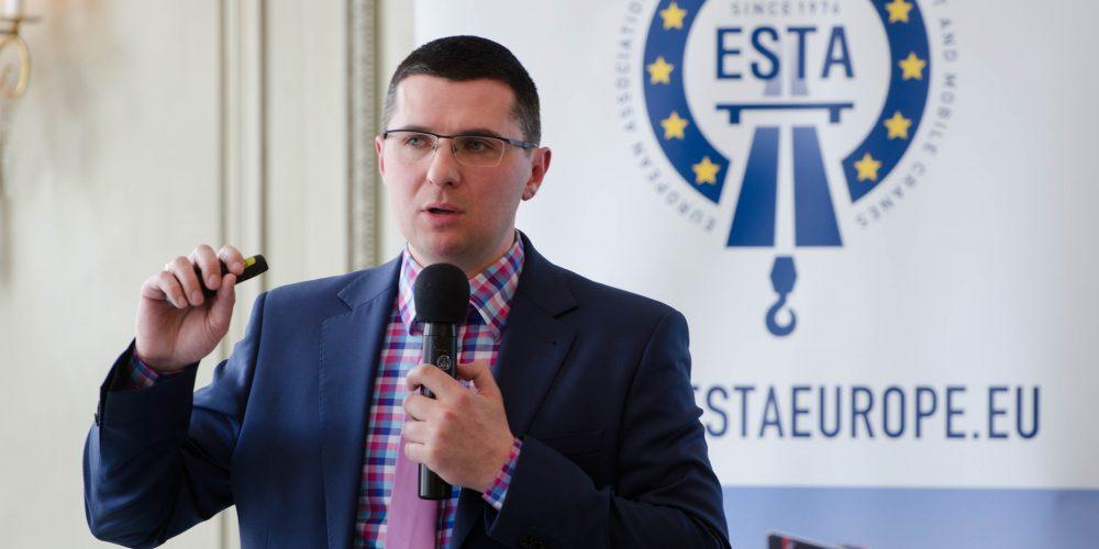 OSPTN uczestnikiem spotkania ESTA w Sztokholmie