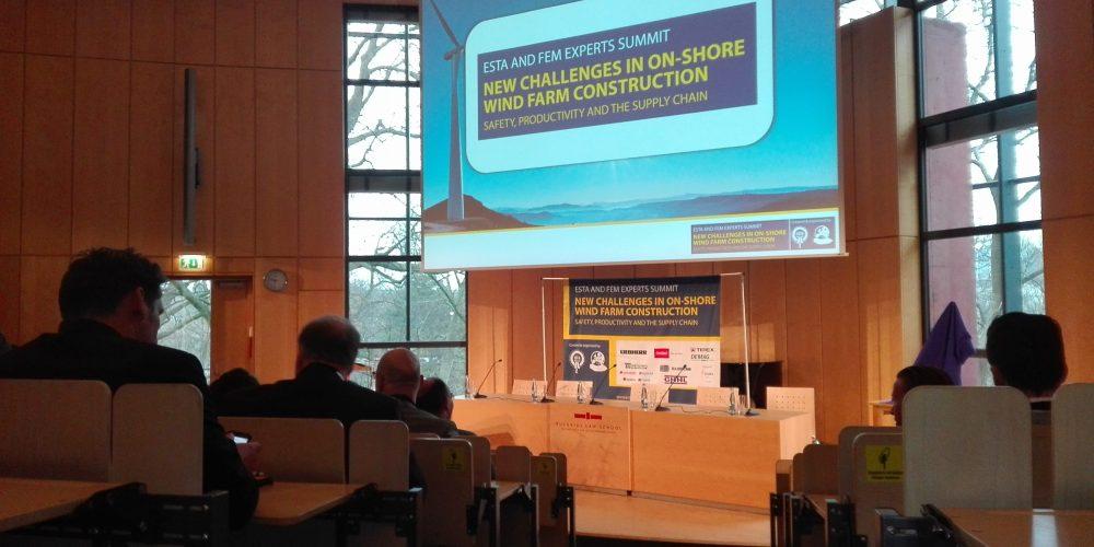OSPTN na ESTA and FEM Experts Summit w Hamburgu