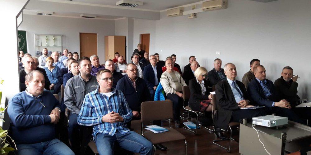 Udział Członków OSPTN w szkoleniu WITD w Bydgoszczy